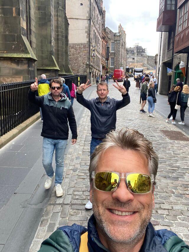Fietsen in Schotland: 'Dat zou je iedereen wel een keer gunnen'