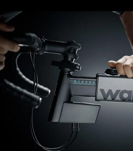 De Wahoo Kickr Bike, de eerste indoorfiets die rijdt als the real thing