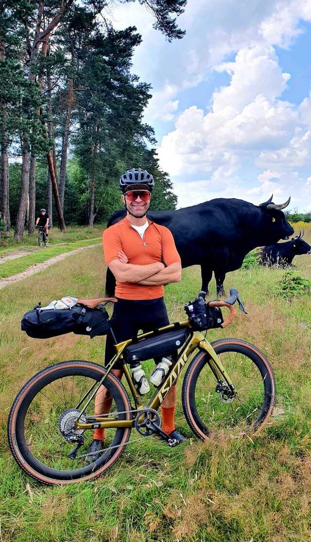 Pascal test de Green Divide, 310 kilometer door de natuur in twee dagen