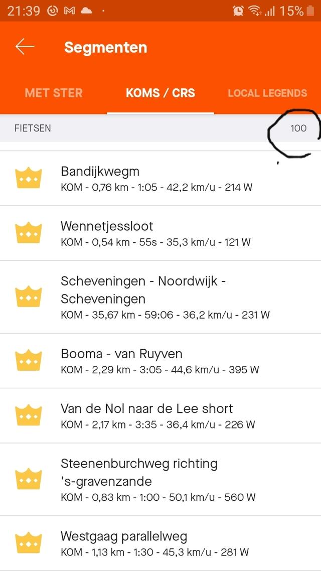 Erwin van Dam doet alle Westlandse criteriums op één middag