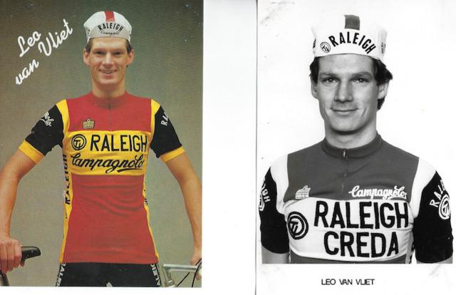 Nog één keer terug naar de Tour van '80 met Leo van Vliet