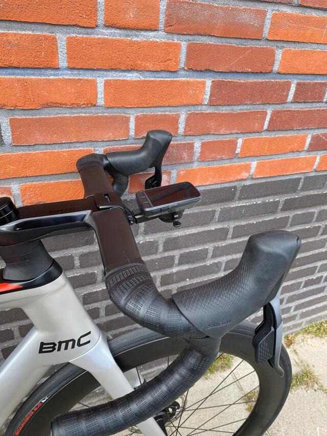 Hoe dúrft-ie: de BMC Timemachine Road 01 Three als... woonwerkfiets!