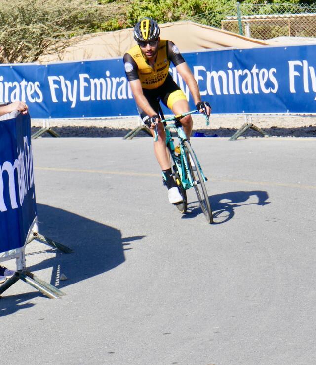 Tom Leezer, voor altijd de bijna-wereldkampioen wielrennen van 2016